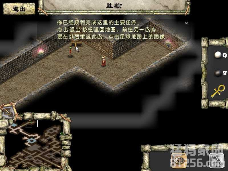 《图腾部落黄金版》望霞谷和金字塔攻略