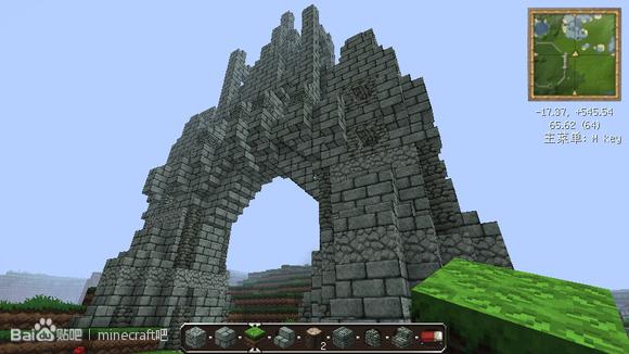 我的世界如何建造大型建筑图片