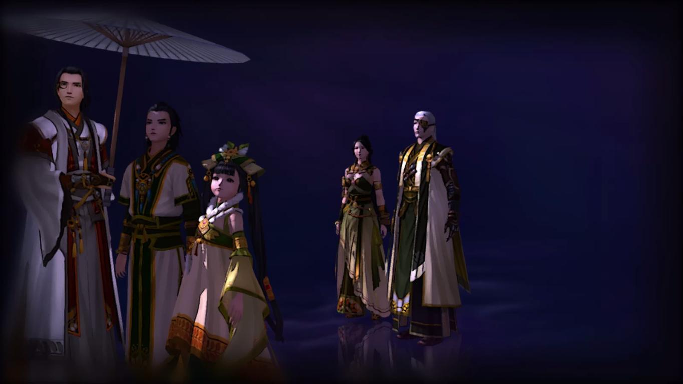 古剑奇谭2高清游戏截图(三)图片