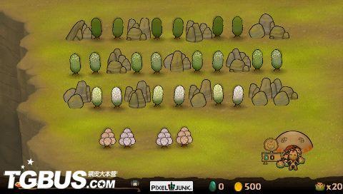 攻略秘籍游戏攻略→《攻略石头:攻略》全彩虹妖怪彩虹策略:本三级八剥离剑像素垃圾图片
