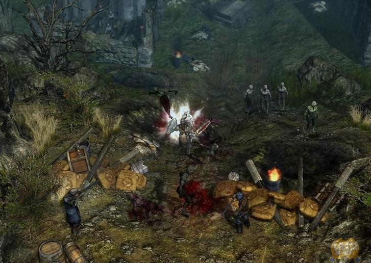 《恐怖黎明》游戏截图