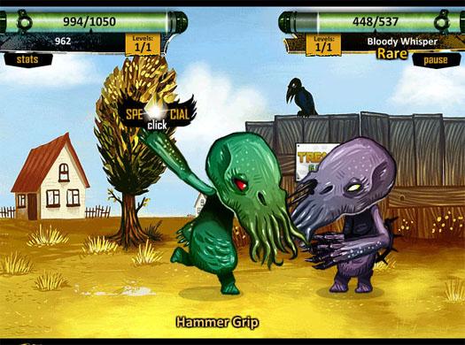 宠物怪兽对战截图2