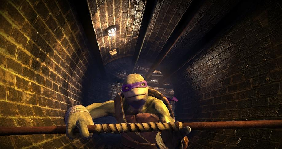 忍者神龟:冲出阴暗 英文备份还原文件