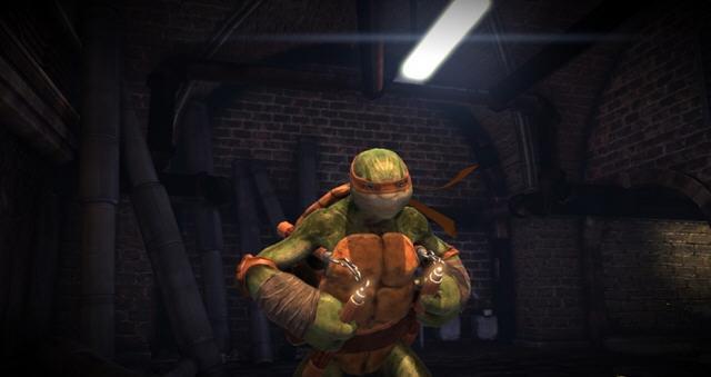 忍者神龟:冲出阴暗截图5