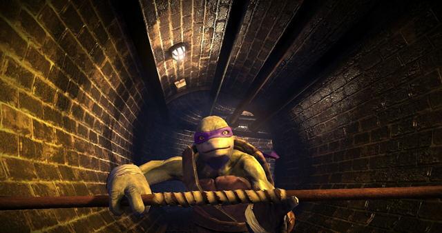 忍者神龟:冲出阴暗截图4