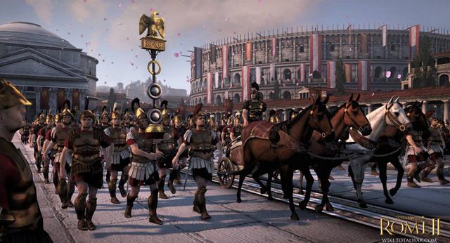 罗马2:全面战争中文破解版截图3