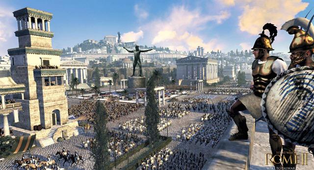 罗马2:全面战争中文破解版截图4