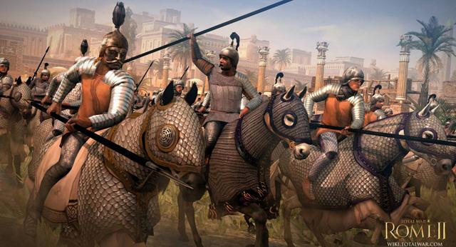 罗马2:全面战争中文破解版截图7