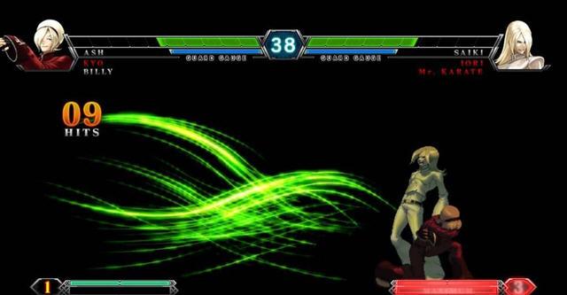 拳皇13pc版截图2