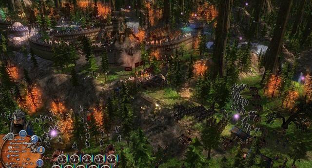 幻想黎明:王国战争截图4