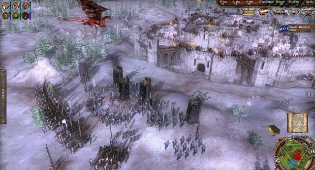 幻想黎明:王国战争截图1