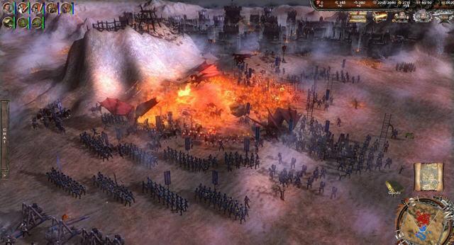 幻想黎明:王国战争截图2