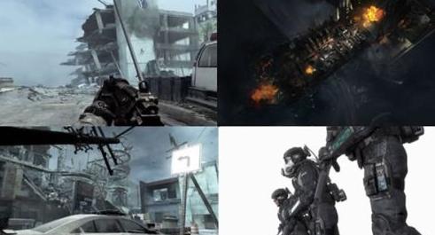 《使命召唤10:幽灵》多人模式判明细节汇总