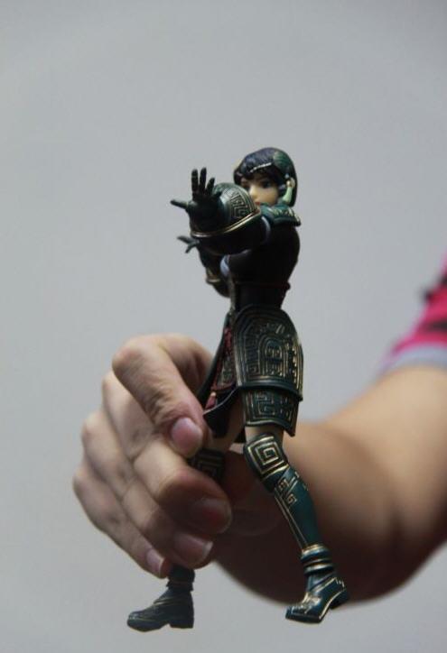 《轩辕剑6》a视频版放出视频开箱视频很棒完整雅思手办网校图片