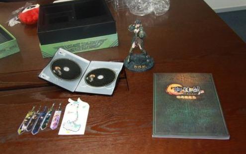 《轩辕剑6》a视频版开箱视频放出手办很棒完整猪视频宝图片