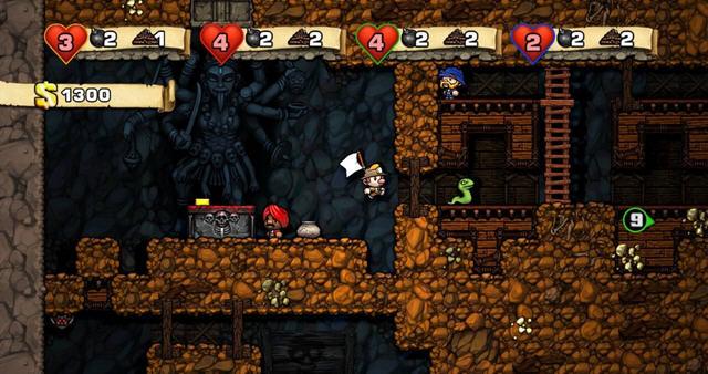 洞穴探险高清重制版中文硬盘版截图2