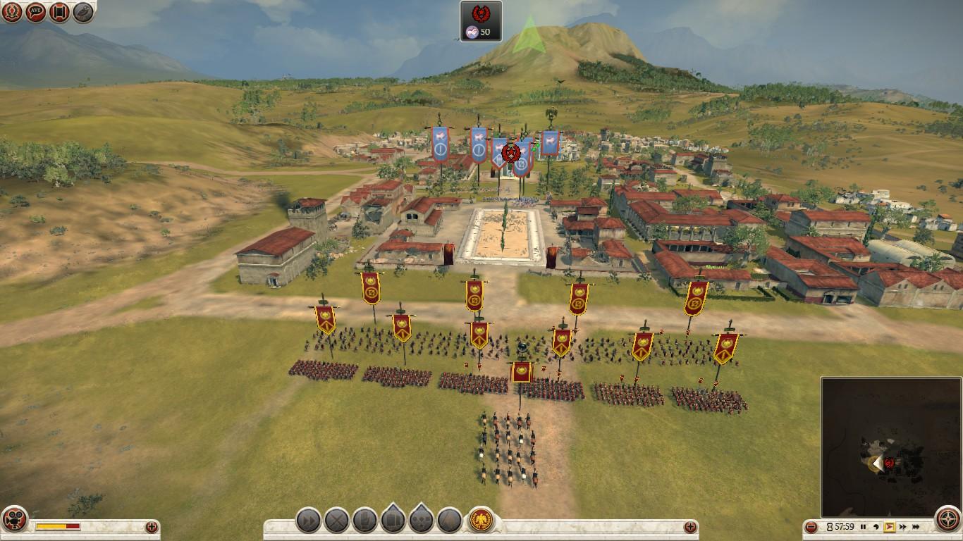 罗马全面战争-心得之一 - 嗨客手机站