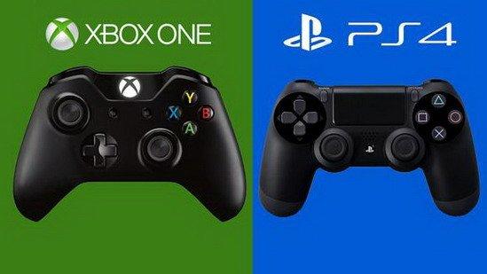 Xbox One对比PS4:谁是最好的次世代游戏主机