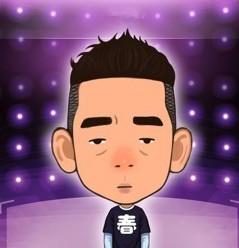 卡通版猜明星脸1.4.0演员答案图解