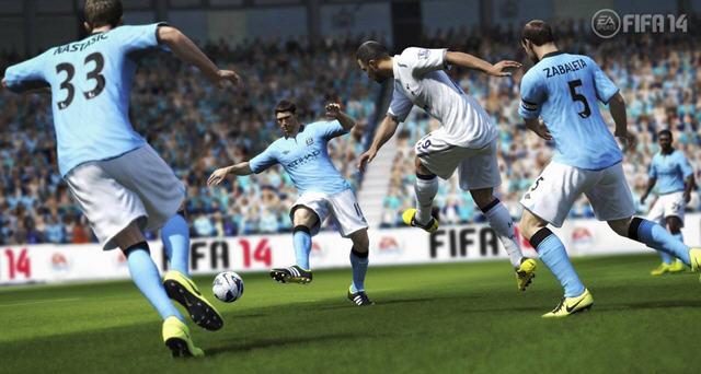 FIFA14 pc中文硬盘版截图3