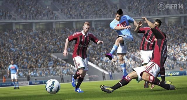 FIFA14 pc中文硬盘版截图2