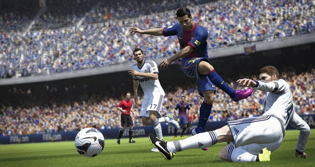 FIFA14 pc中文硬盘版截图4