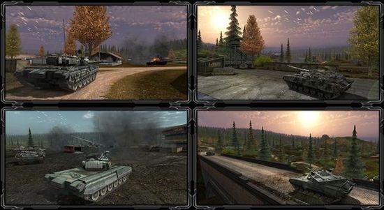 坦克世界手机版v1.0_截图0