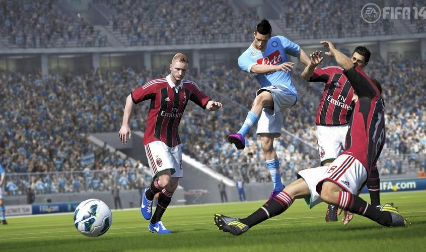 FIFA14�h化�a丁