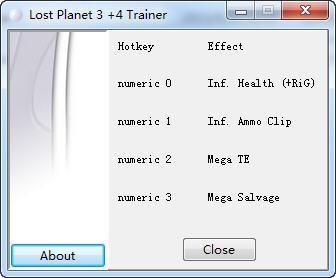 失落的星球3修改器+4