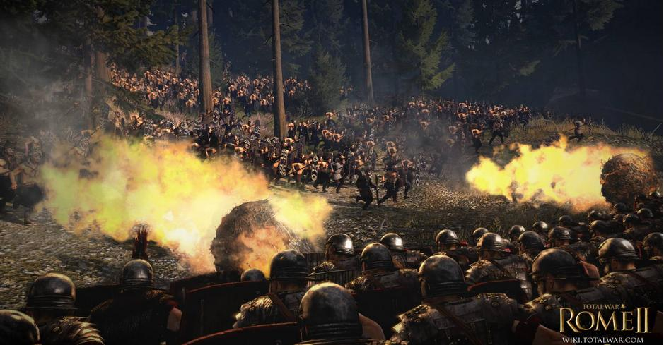 罗马2全面战争2号升级补丁+破解补丁