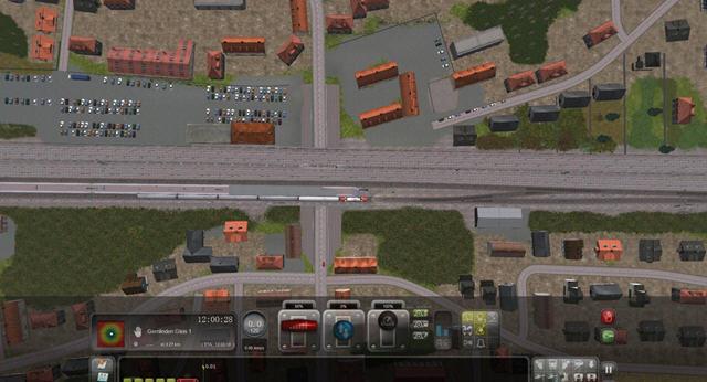 模拟火车2014截图2