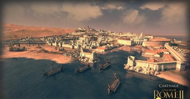 罗马2:全面战争一回合建筑科技MOD