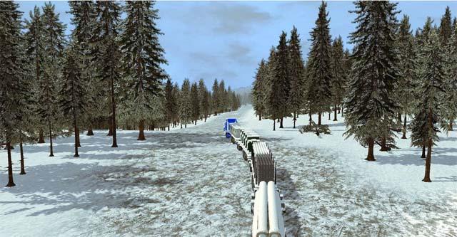 极地卡车模拟截图0