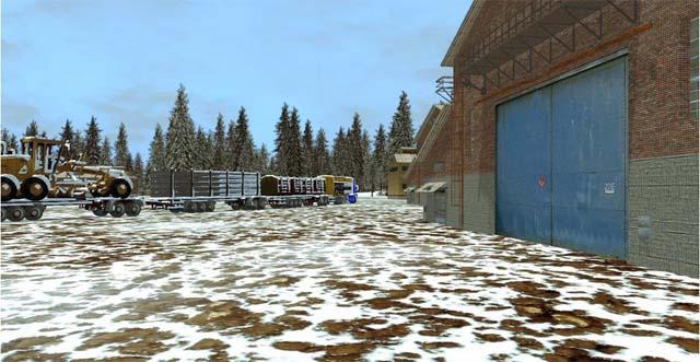 极地卡车模拟截图1