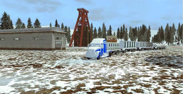极地卡车模拟截图3