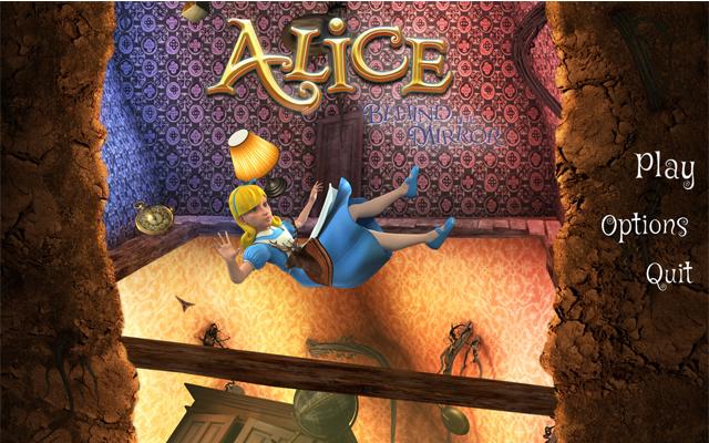 爱丽丝2:镜子的背后截图0