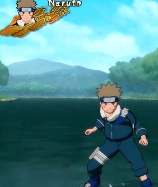 火影忍者:究极忍者风暴3直树MOD