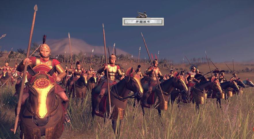 罗马2:全面战争希腊&继业者兵种MOD