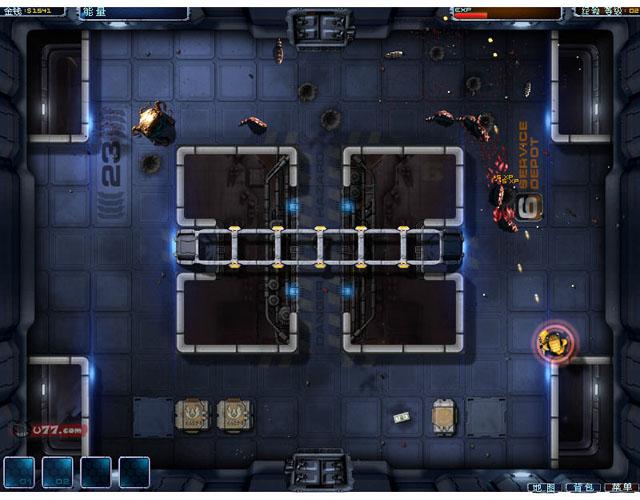 杀戮机器2中文版截图5