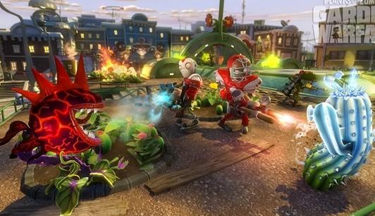 EA良心突显《植物大战僵尸:花园战争》DLC免