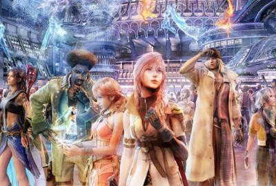 《最�K幻想13》正式�l售 PC版���|�H有720P