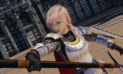 《最终幻想13》限定特典情报 战场女武神