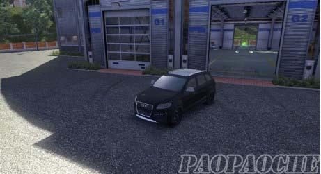 欧洲卡车模拟2奥迪Q72010MOD