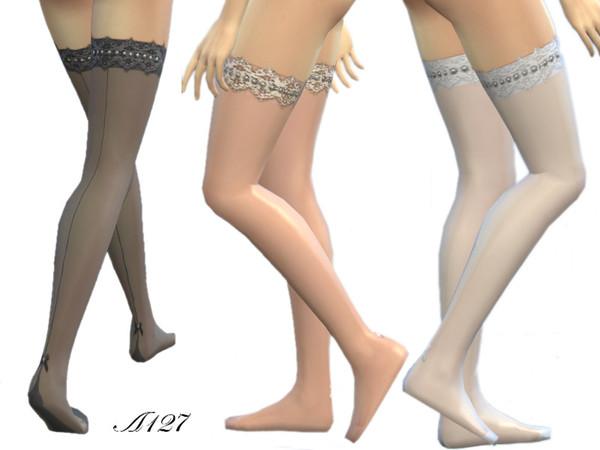 模拟人生4性感透明丝袜MOD