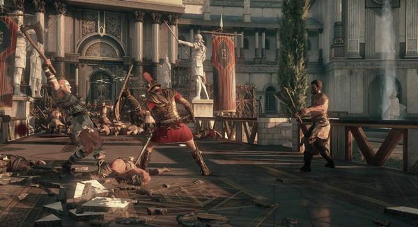 Ryse罗马之子角斗士模式破解补丁