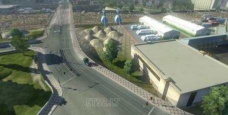 欧洲卡车模拟2取消AI交通MOD