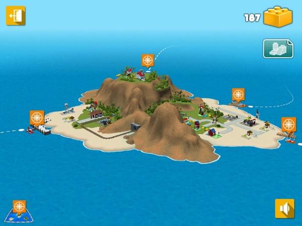 乐高创意百变岛v1.0截图1