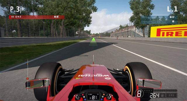 F1 2014中文汉化版截图2