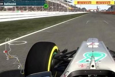 F1 2014存档位置详解