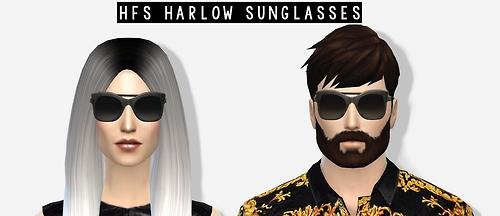 模拟人生4男女通用太阳眼镜MOD